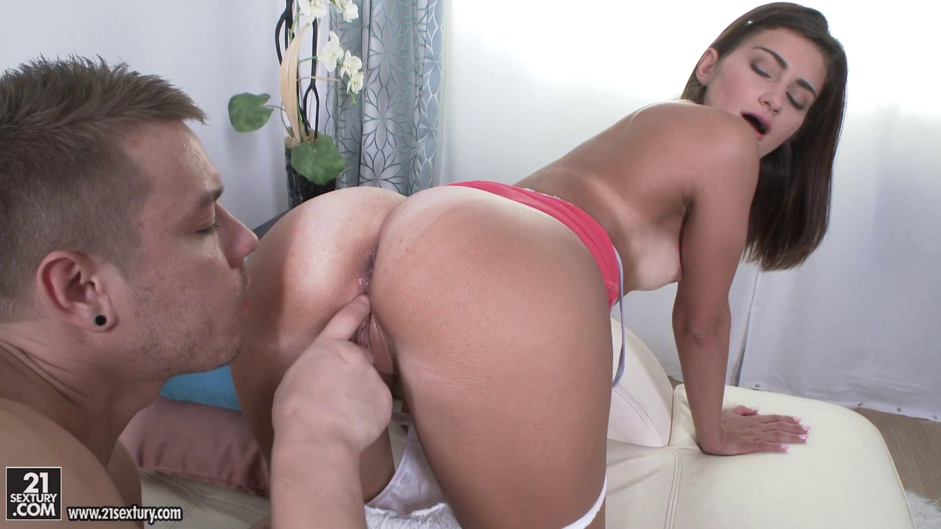 AnalTeenAngels – Alexi Star Open My Tight Ass