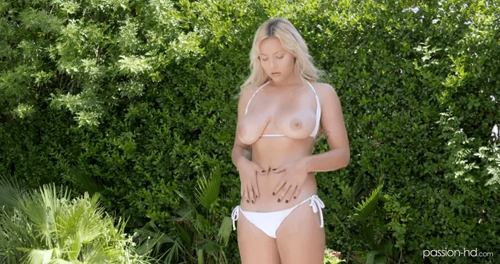 Passion-HD – Kylie Page Good Morning