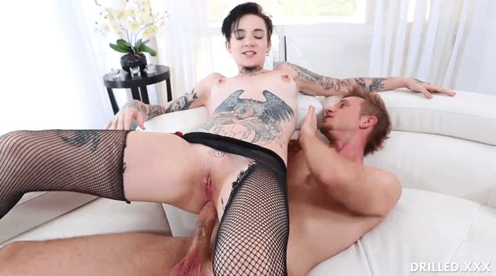 Drilled – Nikki Hearts  – All Prepped For Some Ass Fucking