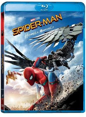 Spider-Man Homecoming (2017).avi BDRiP XviD AC3 - iTA