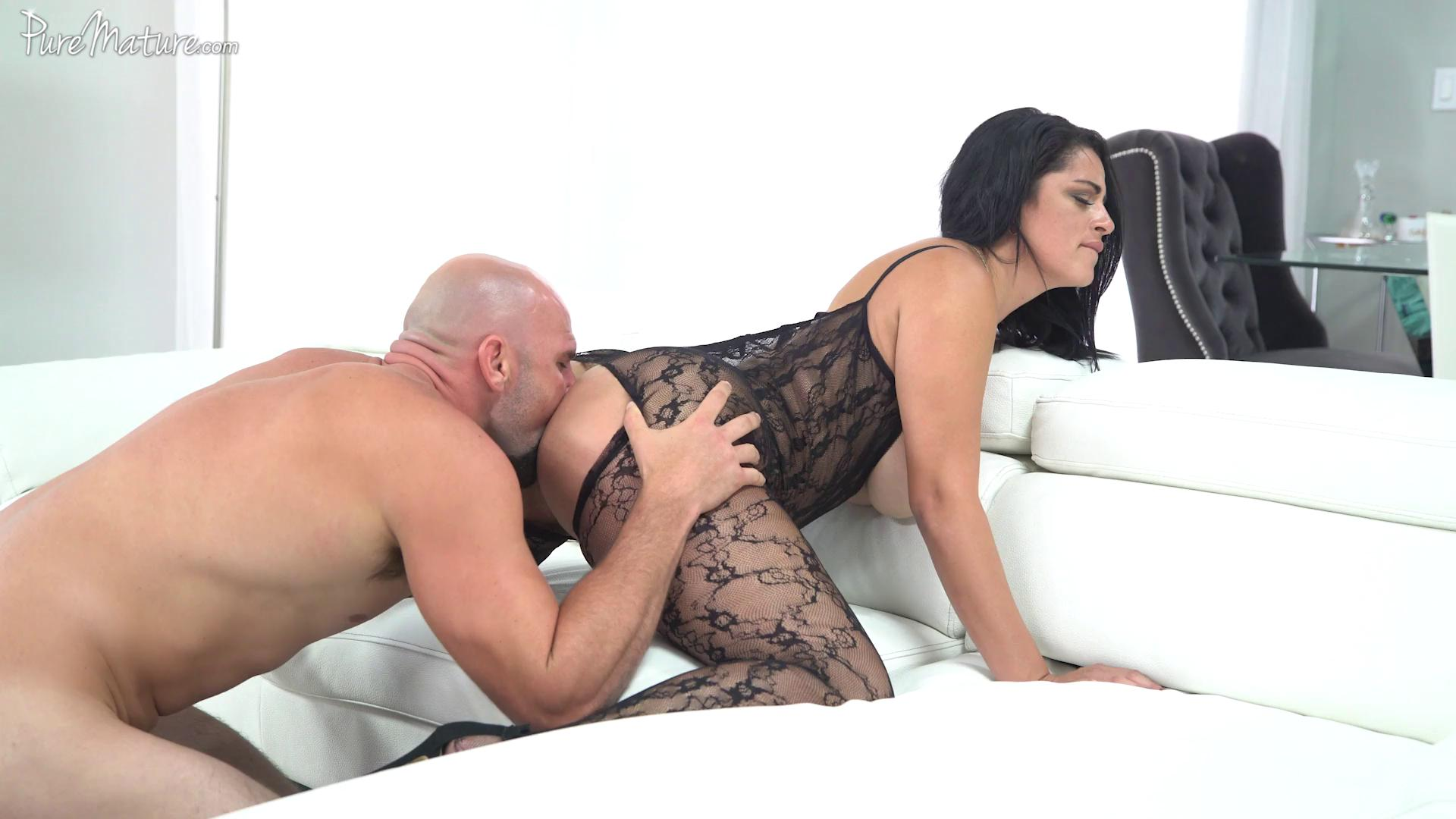 PureMature – Cristal Caraballo Passion And Lace
