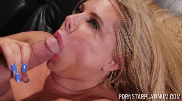 PornstarPlatinum – Karen Fisher Delicious Dick For Me