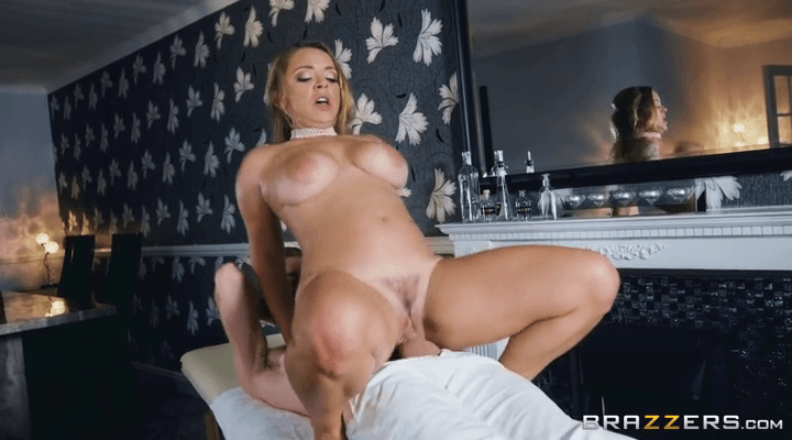 DirtyMasseur: The Wild Thing – Liza Del Sierra Taming
