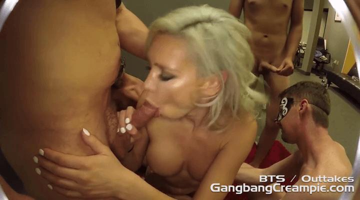 GangbangCreampie – G134 Kacey Jordan BTS