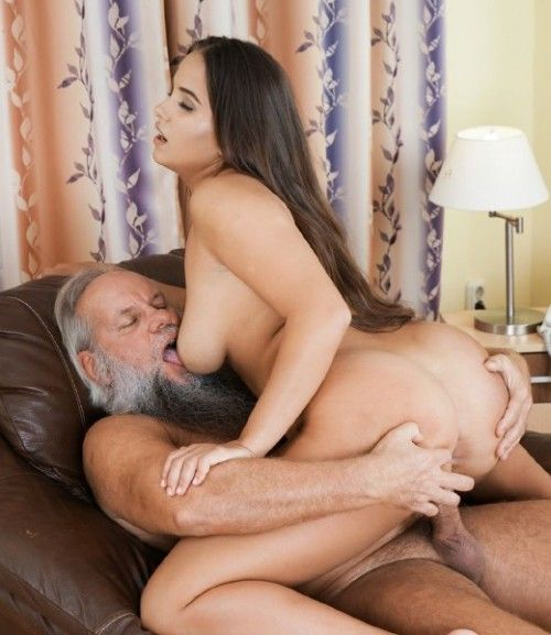 GrandpasFuckTeens – Olivia Nice – Horny Crossword