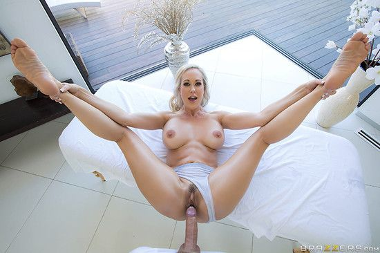 DirtyMasseur:  Crossing the Panty Line – Brandi Love