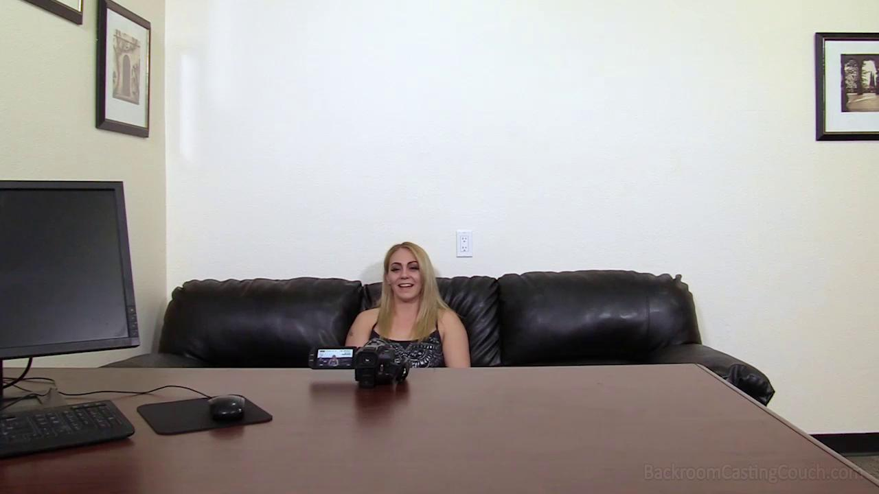 BackroomCastingCouch – Amber