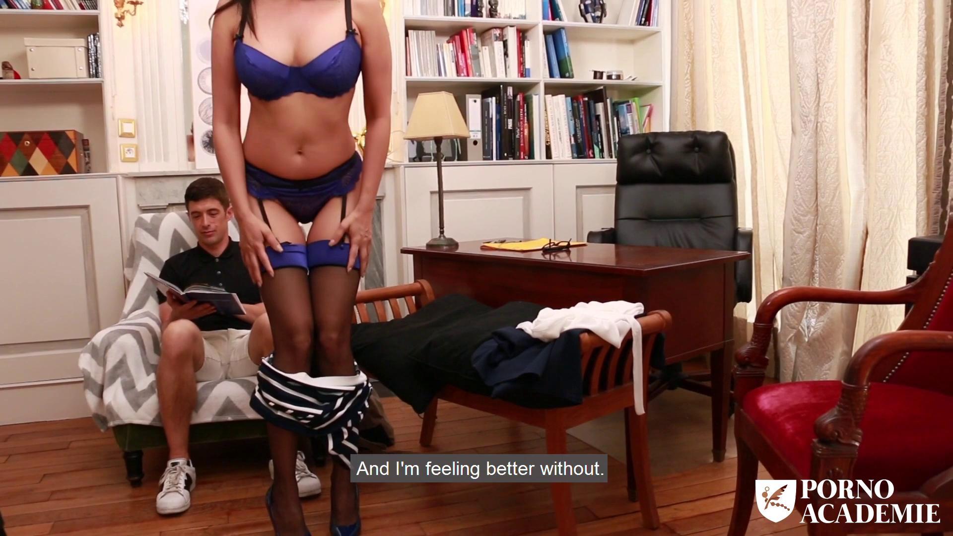 PornoAcademie – Mariska