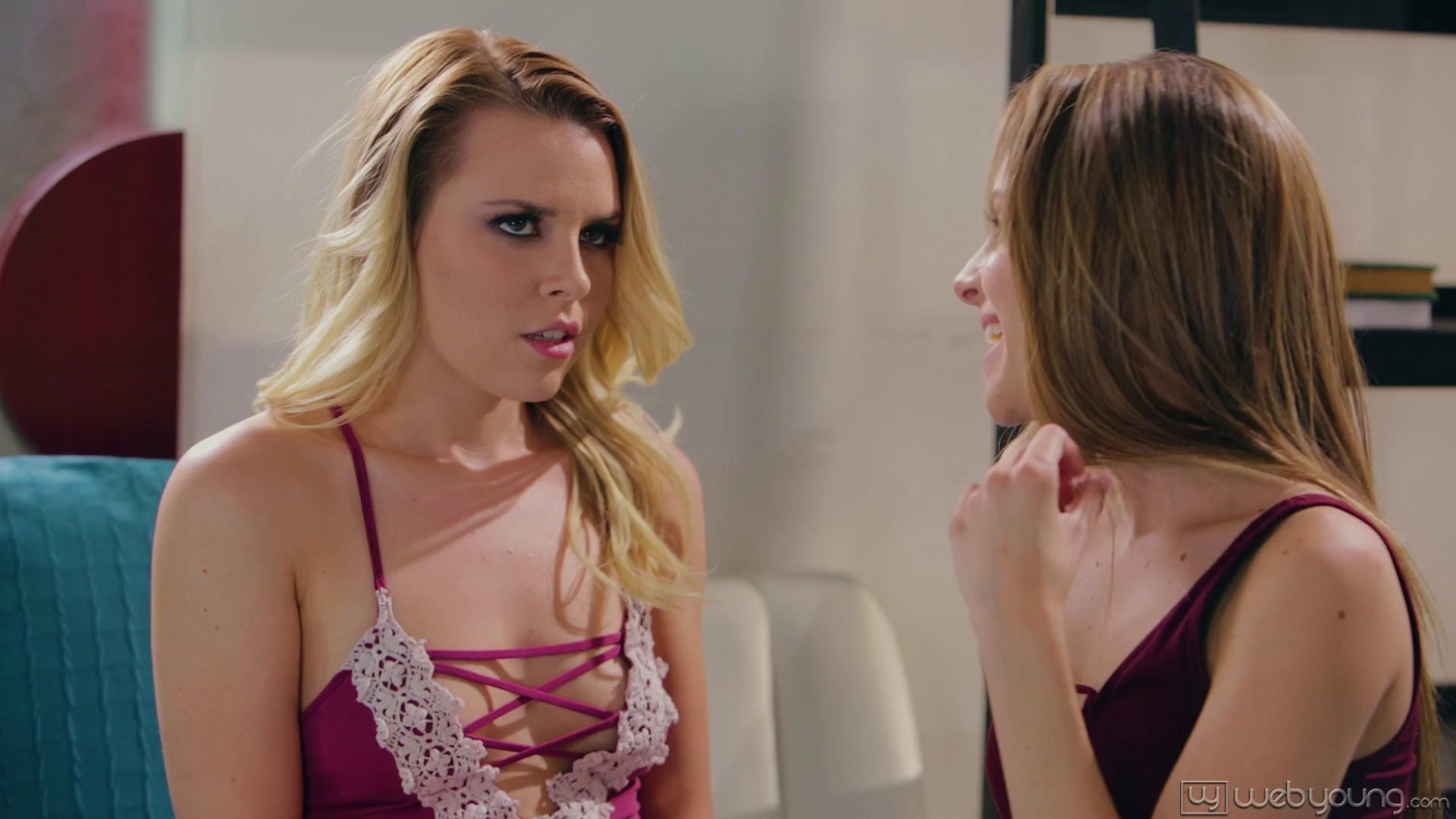 WebYoung – Kimmy Granger And Aubrey Sinclair Sometimes A Book Changes Everything