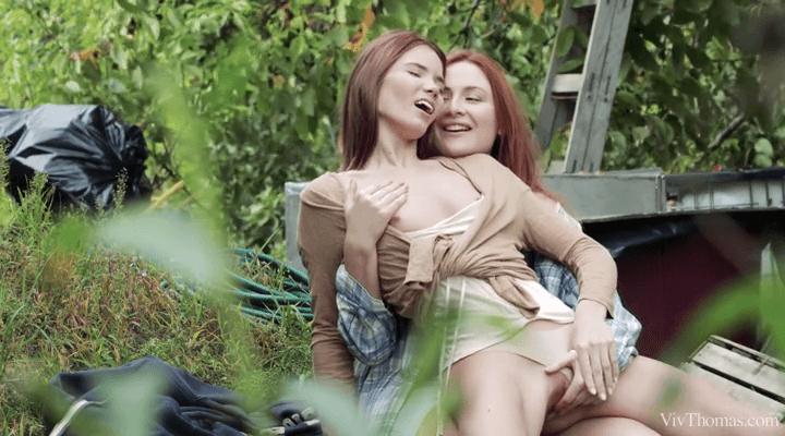 VivThomas  – Eva Berger , Lovenia Lux