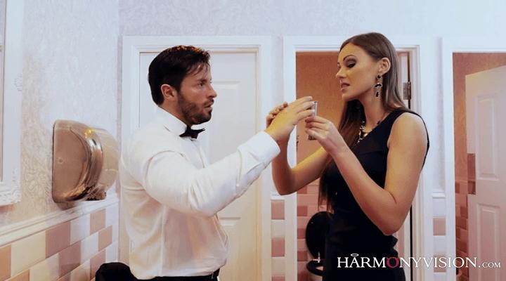 HarmonyVision – The Restroom Attendant – Tina Kay