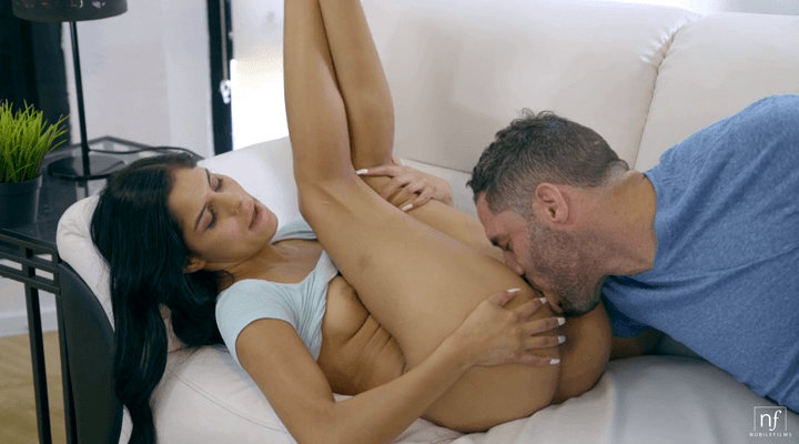 NubileFilms – Katya Rodriguez  – Touch And Tease
