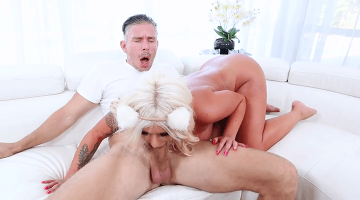 Drilled  –  Brandi Bae – Spreading Open For That Cock