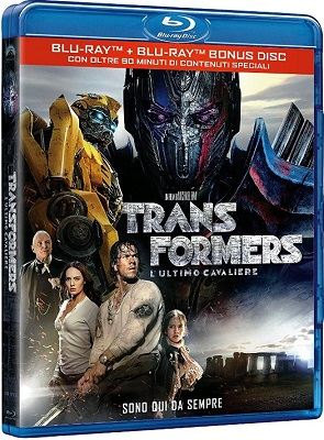 Transformers - L'Ultimo Cavaliere (2017).mkv iTA-ENG Bluray 480p x264