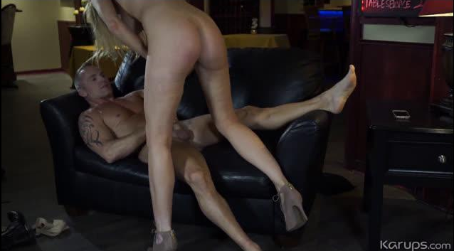 KarupsOW – Anna Kelly  – Blind Date With Bartender