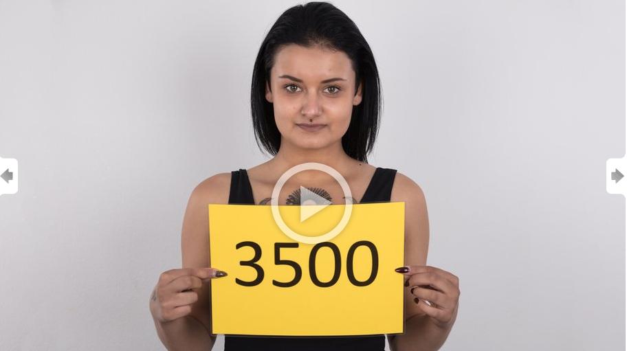 CzechCasting  – Tereza 3500 Online HD