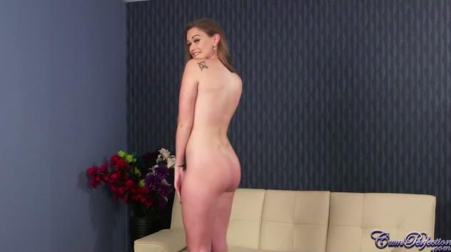 CumPerfection – First Stranger – Honour May