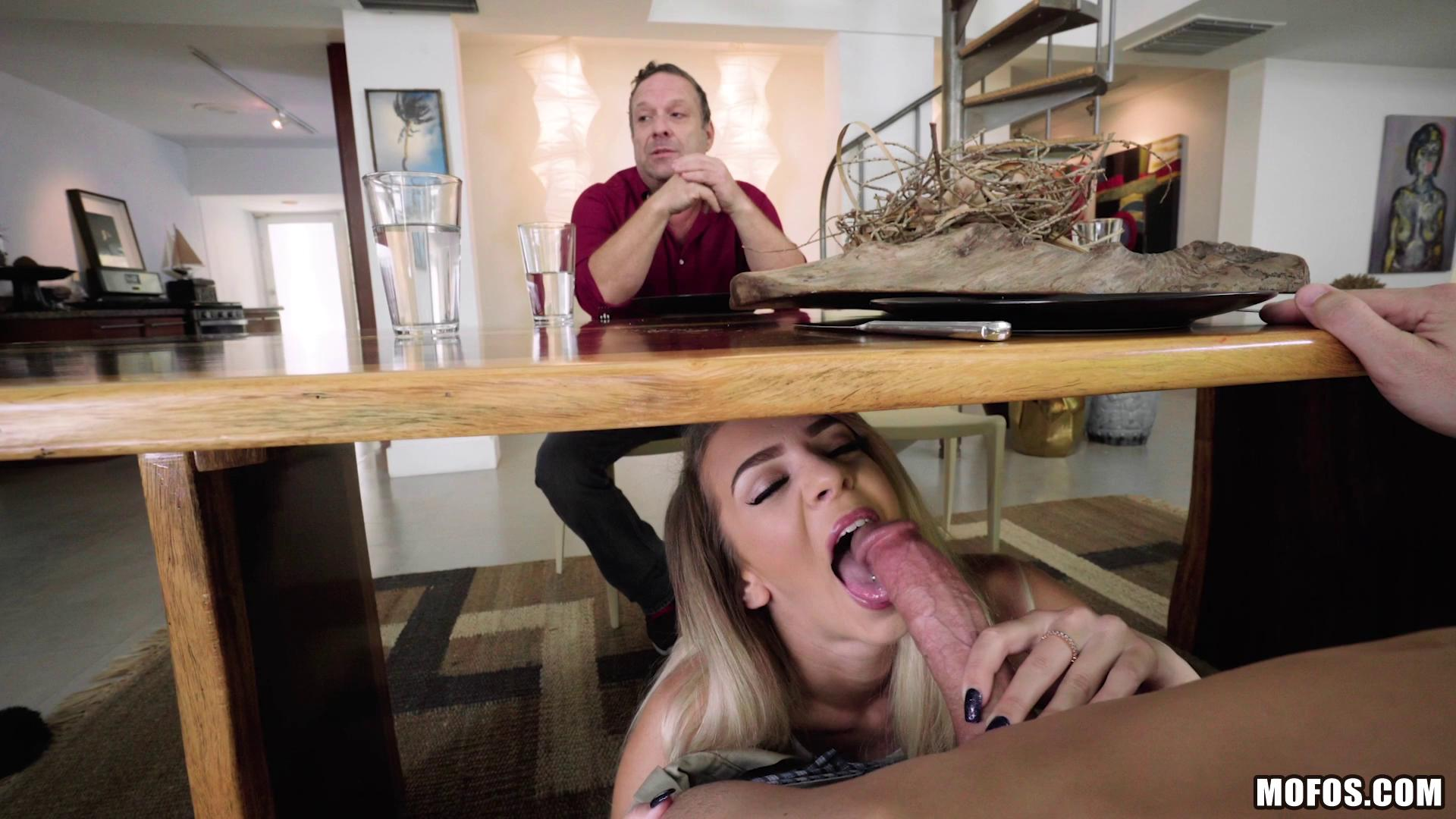 IKnowThatGirl – Tiffany Watson Under The Table