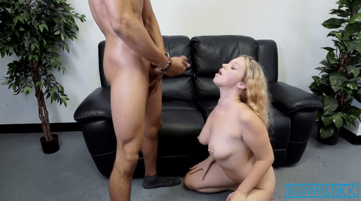 BeginnersLuck – Georgia James  – One Georgia Peach Ass