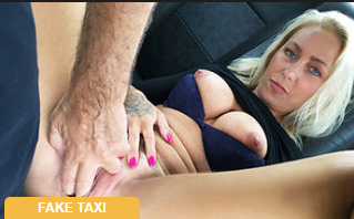FakeTaxi – Nova Shields  – Blondes tight holes fucked in cab
